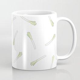 Leek Leek Leek Coffee Mug