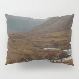 Glen Etive, Scotland Pillow Sham