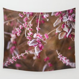 Frosted and Delicate Wall Tapestry
