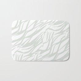 Subtle Pattern Bath Mat