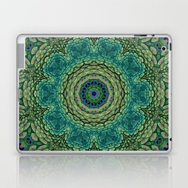 Shangri-La Mandala Laptop & iPad Skin