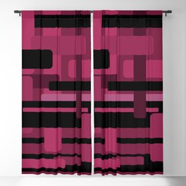 Modern Geometric 3 Blackout Curtain