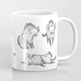 Hyena Party Coffee Mug