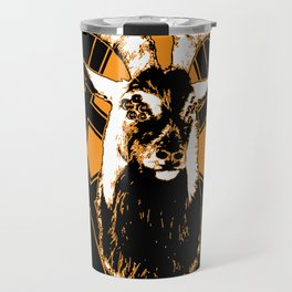 Goat of Mendes Travel Mug