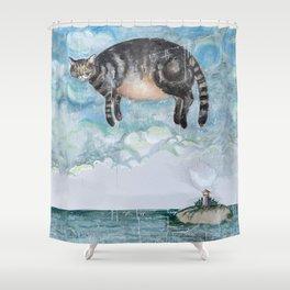 Goodyear Shower Curtain