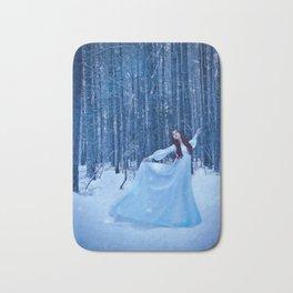 Snow Dancing Bath Mat