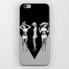 Britney Dancing iPhone & iPod Skin