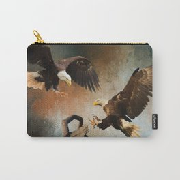 Who's On First Carry-All Pouch