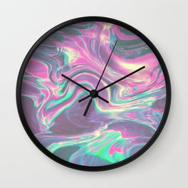 Collage Wall Clock