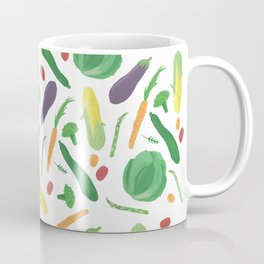 Vegetables Coffee Mug