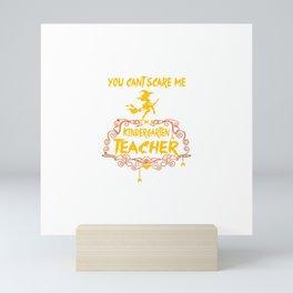 Kindergarten Teacher1 Mini Art Print