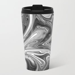 FLUSH - BLACK Travel Mug