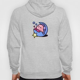 Kirby Sleep (no text) Hoody