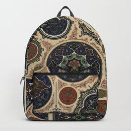 Vintage Lithography - Arabic Backpack