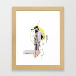 AEROPLANE2010 Framed Art Print