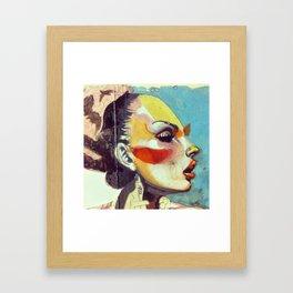 oilwip Framed Art Print
