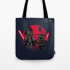 Darth Grandpa Tote Bag