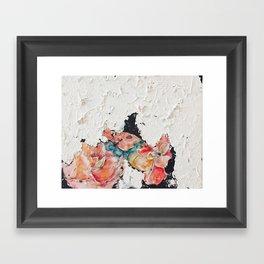 Moo Goong Hwa Materiality Framed Art Print