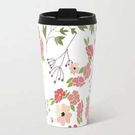 Summer pattern Travel Mug