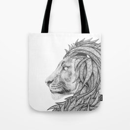 Courage to create Tote Bag