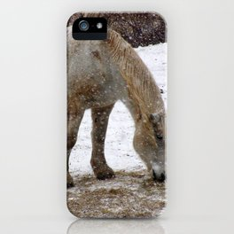 Workhorse iPhone Case