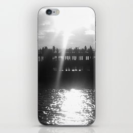 Ferry Boat iPhone Skin