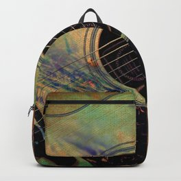 Music is Life Backpack