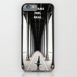 Inception travel movie art iPhone Case