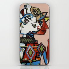 Dispositionism iPhone & iPod Skin