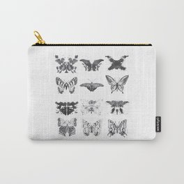 Rorshach Interpretation Carry-All Pouch