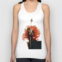 into the wild Tank Tops featuring Wild by Arbetta