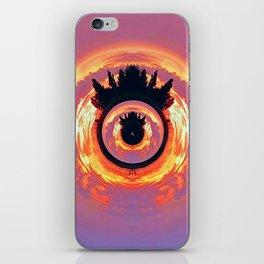 A World Within A World - The Eye iPhone Skin