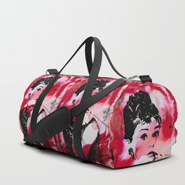 Audrey Hepburn Duffle Bag