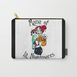 Monster Mama Carry-All Pouch