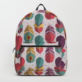 Batik Style Backpack