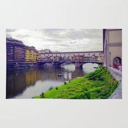 Ponte Vecchio, Florence Rug