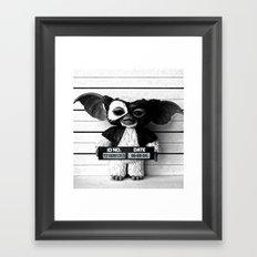 Gizmo lineup Framed Art Print