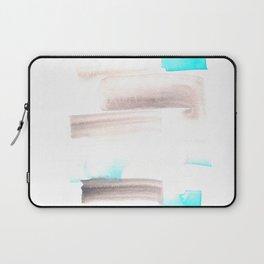 [161216] 15. Shines Watercolor Brush Stroke Laptop Sleeve