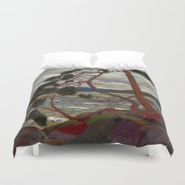 Tom Thomson - The West Wind Duvet Cover