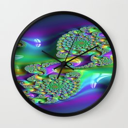 Mage of the Lords 3 Wall Clock
