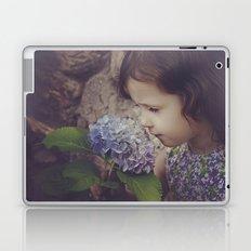Hurry Up Spring Laptop & iPad Skin