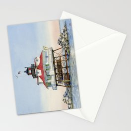 Thomas Point Light Stationery Cards