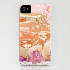 Pink Champagne  iPhone (4, 4s) Slim Case