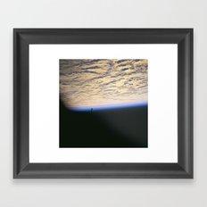 Black Knight Satellite Framed Art Print