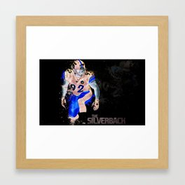 The Silverback Framed Art Print