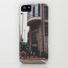 Tiffany's iPhone Case