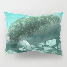 Large  Manatee Pillow Sham