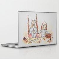 legolas Laptop & iPad Skins featuring [ The Hobbit ] King Thranduil Legolas Greenleaf by Vyles