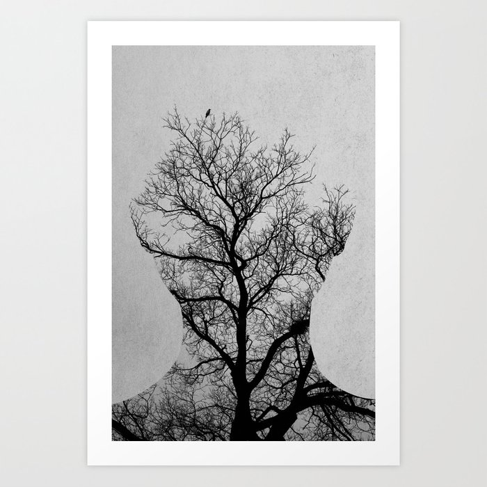 Discover the motif TREE OF LIFE by Andreas Lie as a print at TOPPOSTER