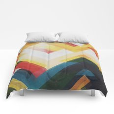 Mountain of energy Comforters